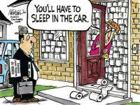 Sleep In The Car