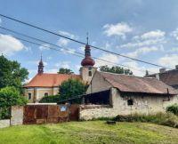 Bohemia - Žehuň Church