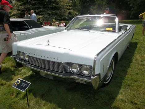 Lincoln 1966 convertible