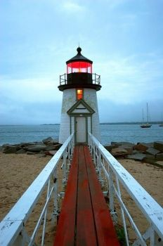 Massachusetts Lighthouse