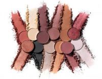 Eyeshadow texture Photography