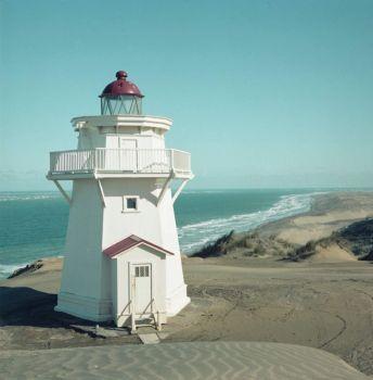 Lighthouse, New Zealand