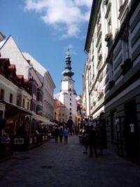 Bratislava, Slovakia, Michalská veža