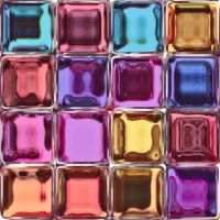 Colorful Glass Tiles