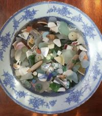 Treasures Found on Cape Town Beach