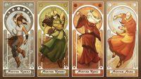 The 4 Avatars