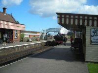 Weyborne station NNR