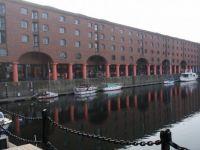 Albert Dock, Liverpool.