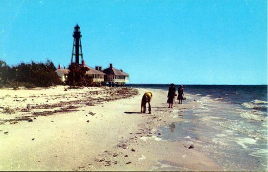 Lighthouse Point on Sanibel Island