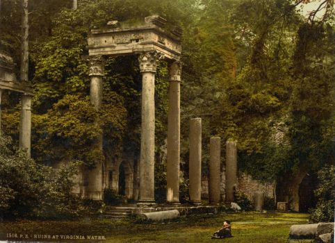 Ruins at Virginia Water, Windsor