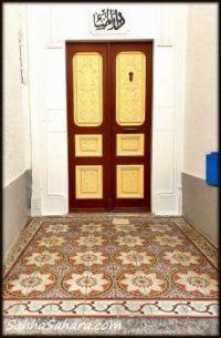 Traditional tiles, Tunisia