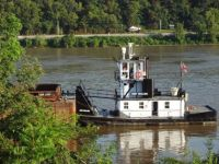 Andy Mullins - Kanawha River Towboat - Charleston, WV (2013-08-23)