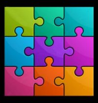 A puzzle of a puzzle