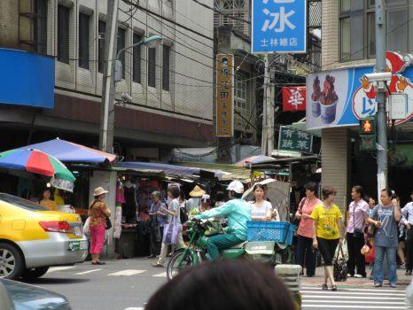 Day market Taipei