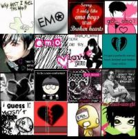 emo page