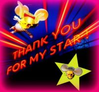 A Star Is Re-born.......Thank You!......