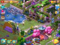 Playing gardenscapes