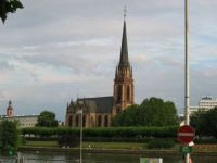 Church in Cologne, Germany, 2005