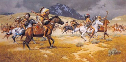 Natives at War