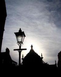 Edinburgh Sky, Early Morning