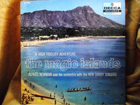 Old records - mom loved Hawaii