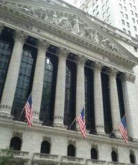 Stock Exchange Wall St N Y