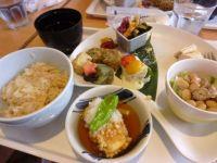 Kyoto tofu meal