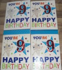 duplicate b'day cards