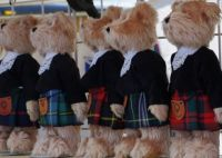 Scottish Bears - Medium