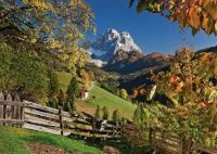 Puzzles: Mountains in Autumn (Ravensburger)