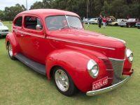 "Ford ""Model 01A"" - Deluxe Sloper Coupé - 1940"