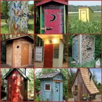 Theme: Outhouses