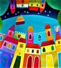 Colorful houses - Tiziana Rinaldi