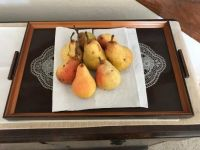 Pears From Our 70 Year Old Trees