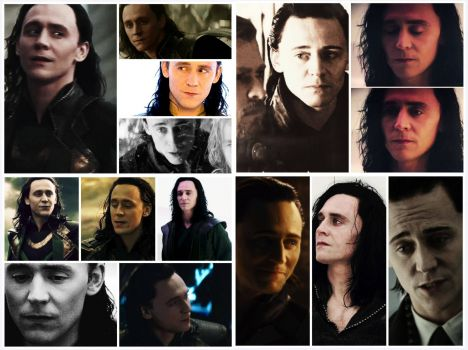 "Tom Hiddleston as Loki in ""Thor"""
