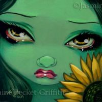 Faces of Faery #19 - Jasmine Becket-Griffith