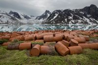 There are heaps of WWII junk rusting in Greenland  2