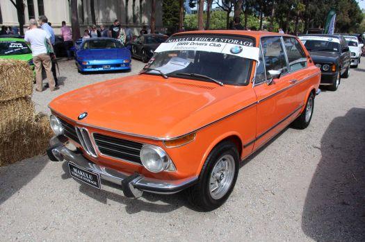 "BMW 2002 ""Touring"" (Hatchback) - 1972"