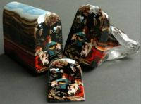 A Glass Murrine