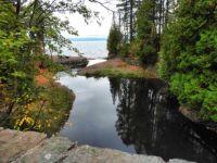 Looking toward Lake Superior