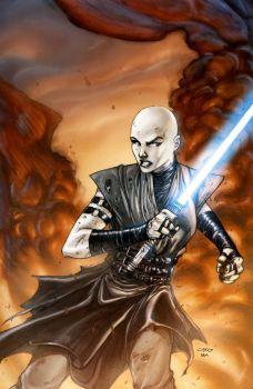 Star Wars: Ventress as a Jedi