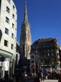Vienna ... historical and modern