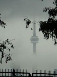 A rainy day in Toronto...