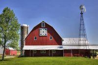 Quilt Barn - Champaign County, Ohio USA