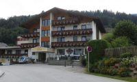 hotel v Alpách