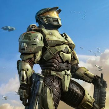 Halo master chief (day)