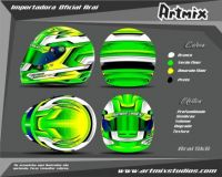 Matheus' Helmet