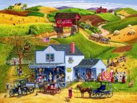 McGivney General Store by Bob Pettes