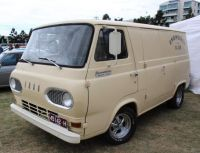 """Ford """"Econoline Heavy Duty"""" Delivery Van - 1964"""