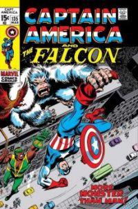 Captain America And The Falcon